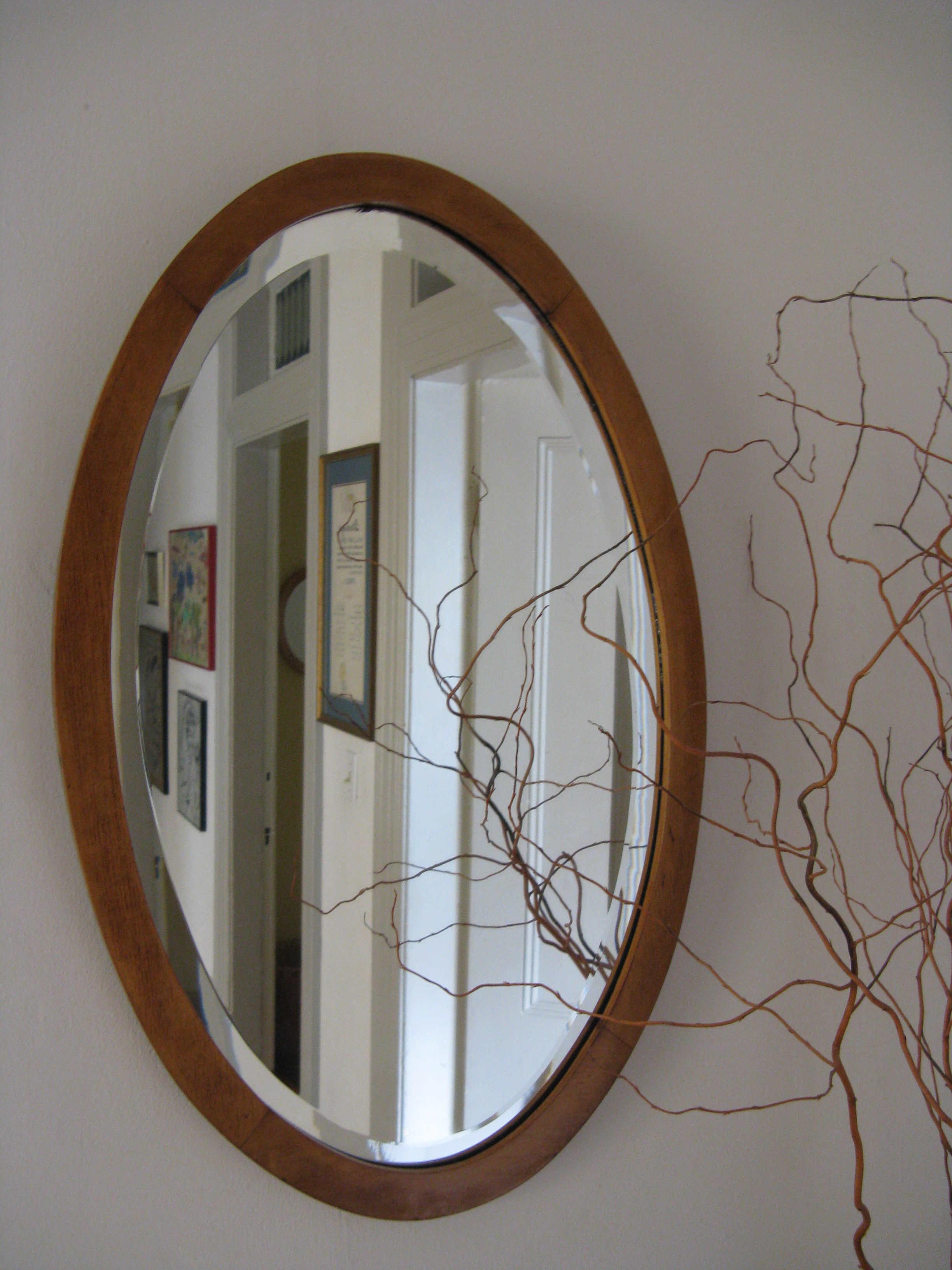 Mirrored interiors