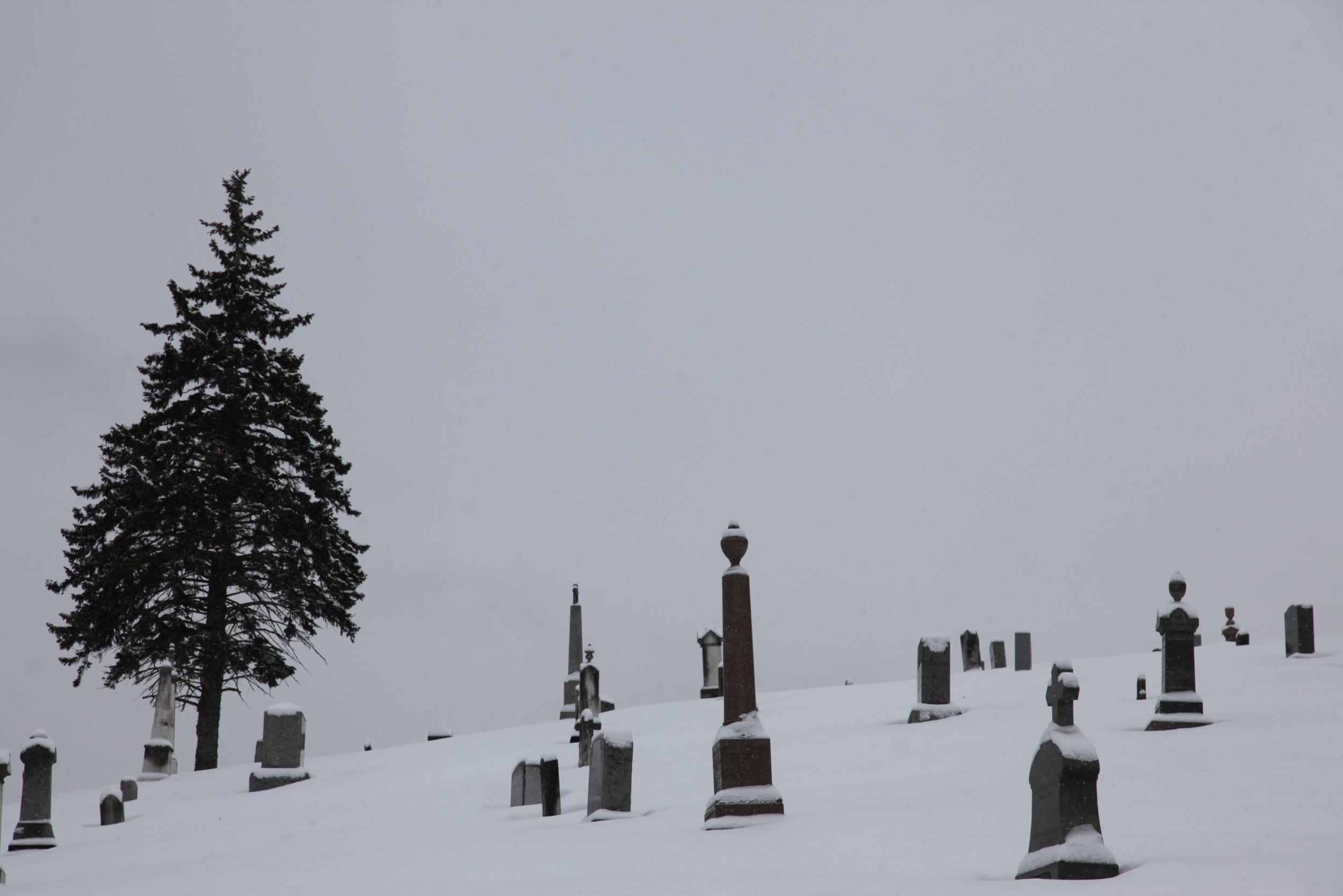 Graveyard, western Mass 2