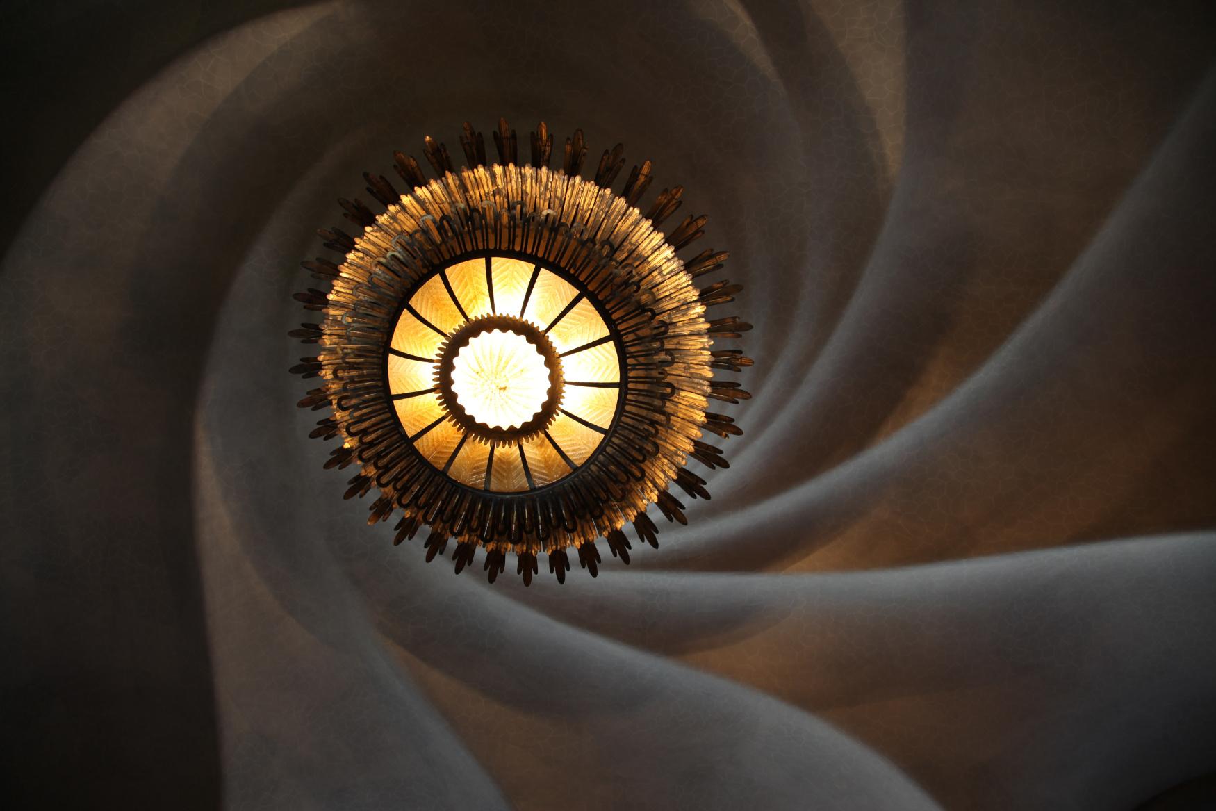 Stairway, Spainish museum