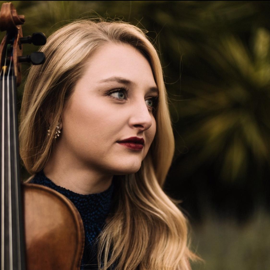 Amelia Dietrich   Violin