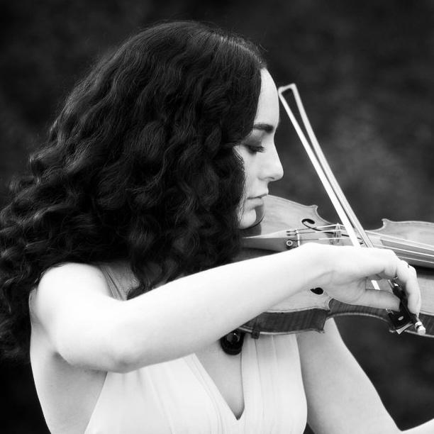 Francesca dePasquale   Violin
