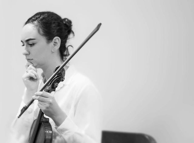Deep in thoughts #artist⁠ @dan.derby @fd_violin⁠ ****⁠ Follow us on Instagram @noreechambersoloists.⁠ Subscribe to our YouTube channel 🔛 https://www.youtube.com/channel/UC4IUFPo-r58V7wBXnxhU4lg⁠ ---⁠ #noreechambersoloists #music #chambermusic  #festival #newhampshire #portsmouth #festival #strings #violin #cello #viola #piano #classicalmusic #concerts #tour #performance #arts #photograpy #smile #juilliard #talent #artists #beautiful #powerful #weekend #educate ⁠#thoughtful #photography #blackandwhite⁠
