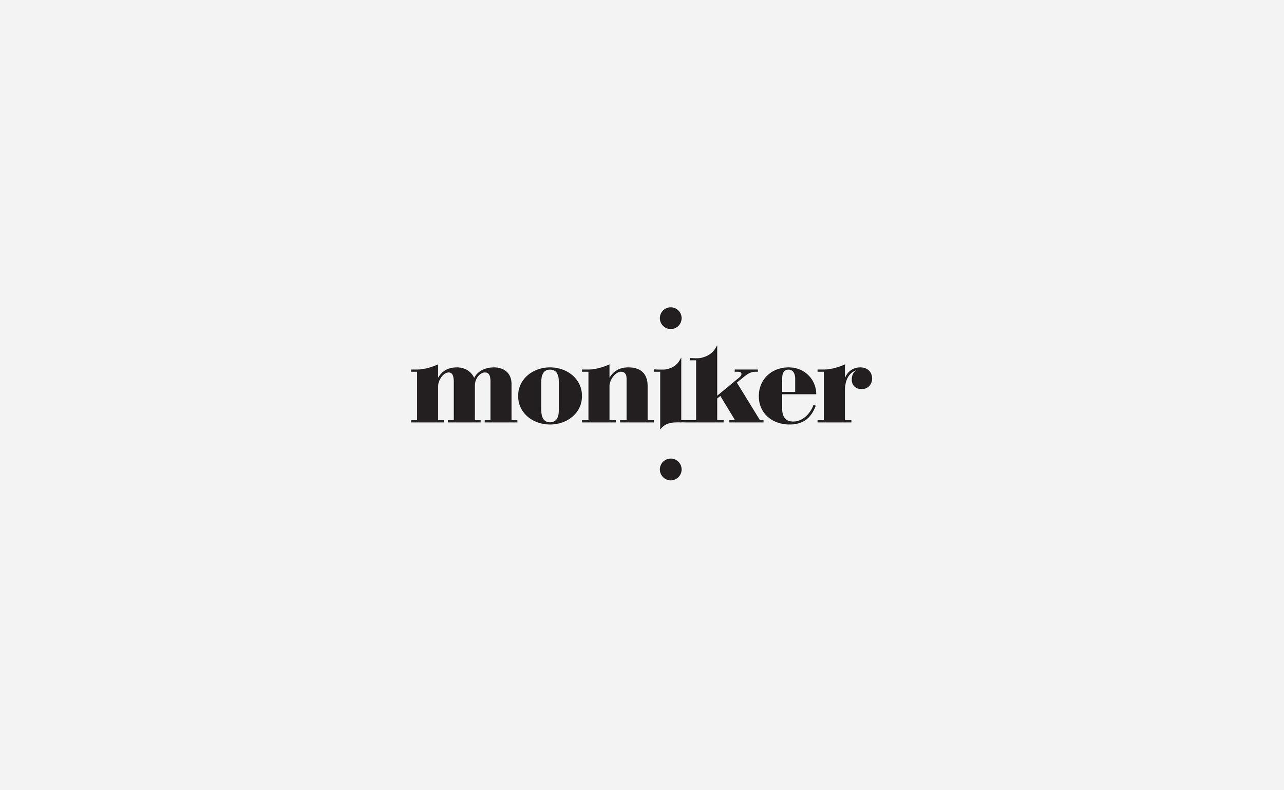 Moniker Films: Production Co.