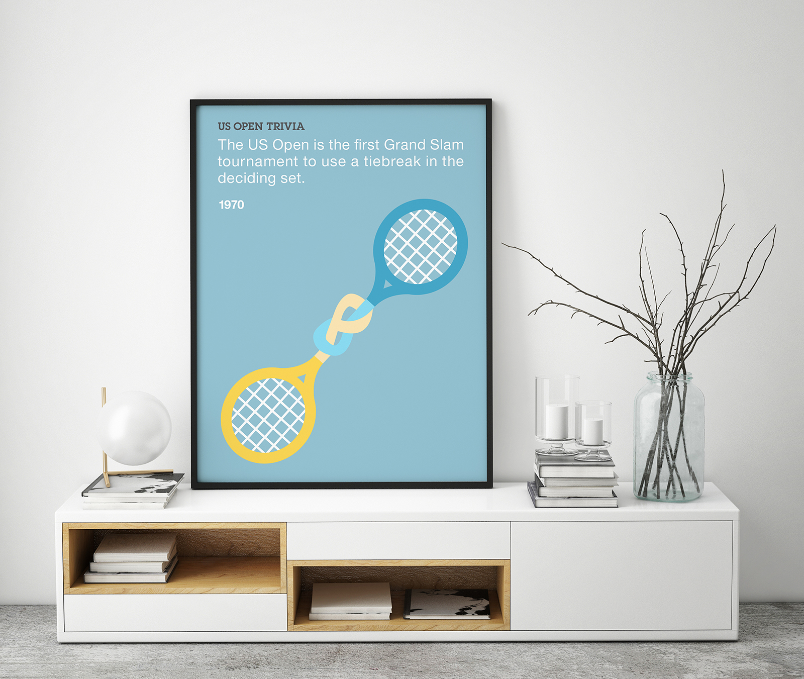 IBM for the US Open