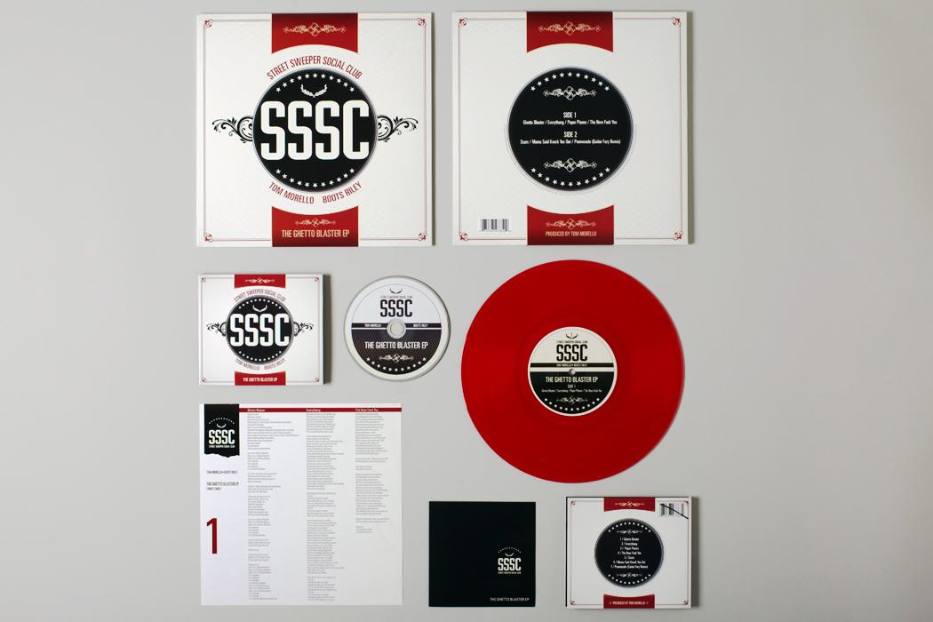 "10"" Vinyl, CD, Inserts"