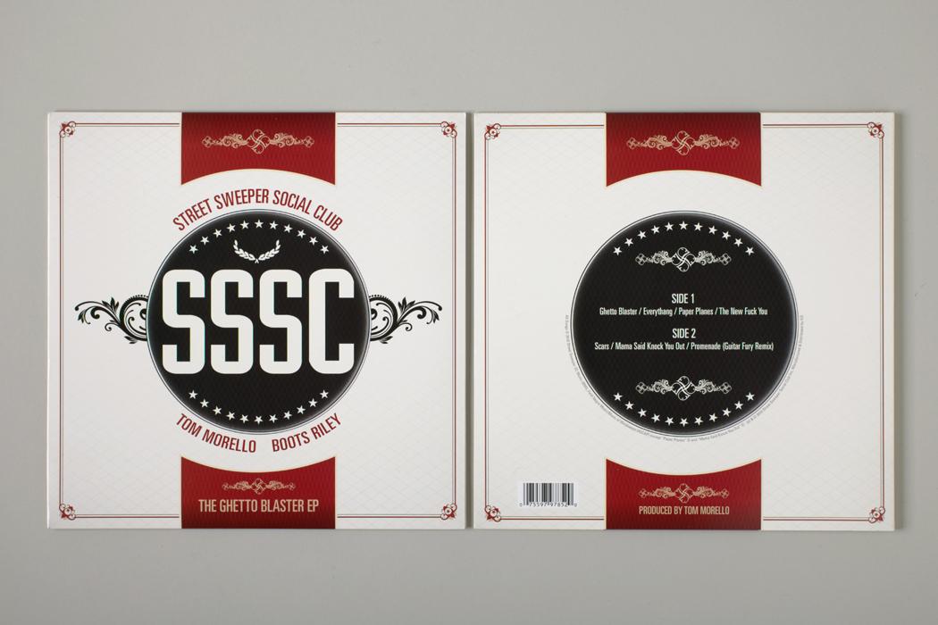 """10"""" Vinyl (front & back)"""