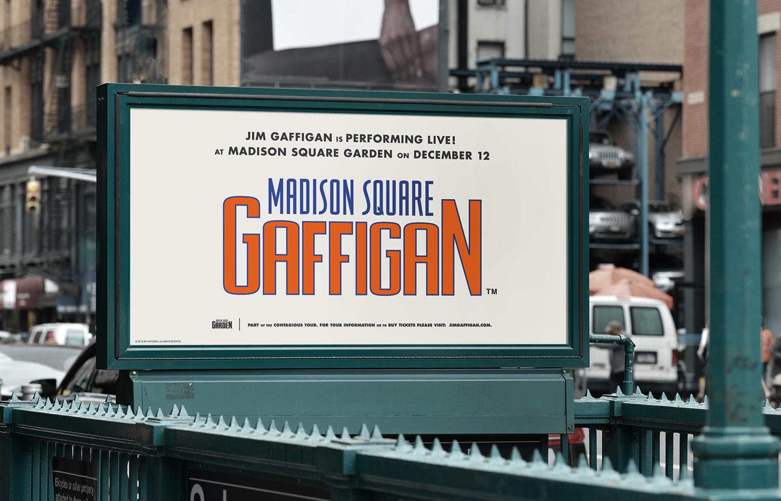 Jim Gaffigan: Madison Square Garden