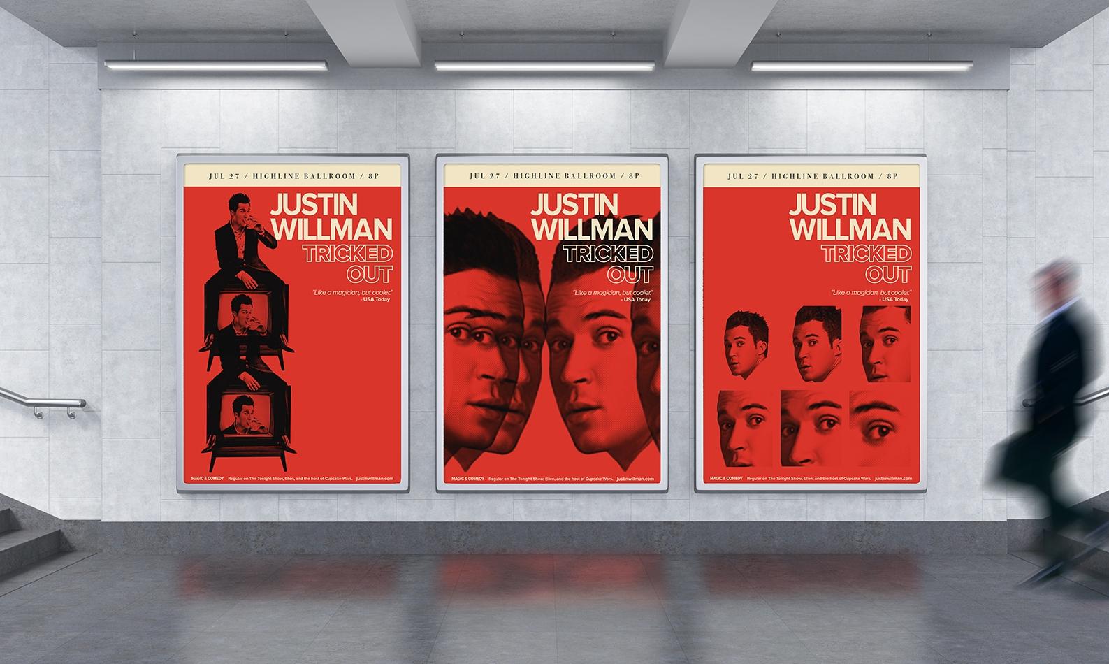 Justin Willman: Magician