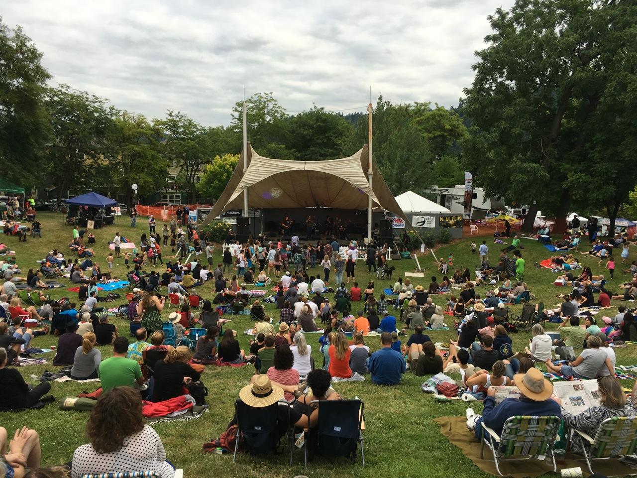 Cathedral Park Jazz Festival 2020.Cathedral Park Jazz Festival 2020 Festival 2020