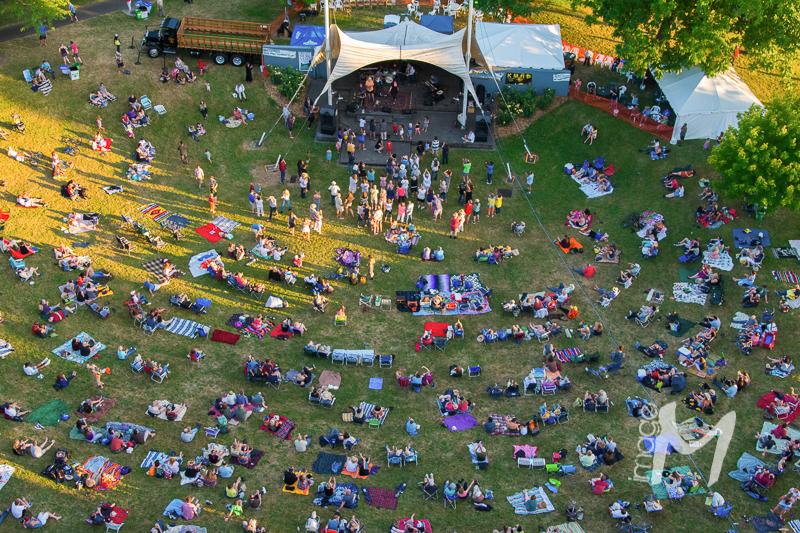 Cathedral Park Jazz Festival 2020.Festival Jazz Society Of Oregon