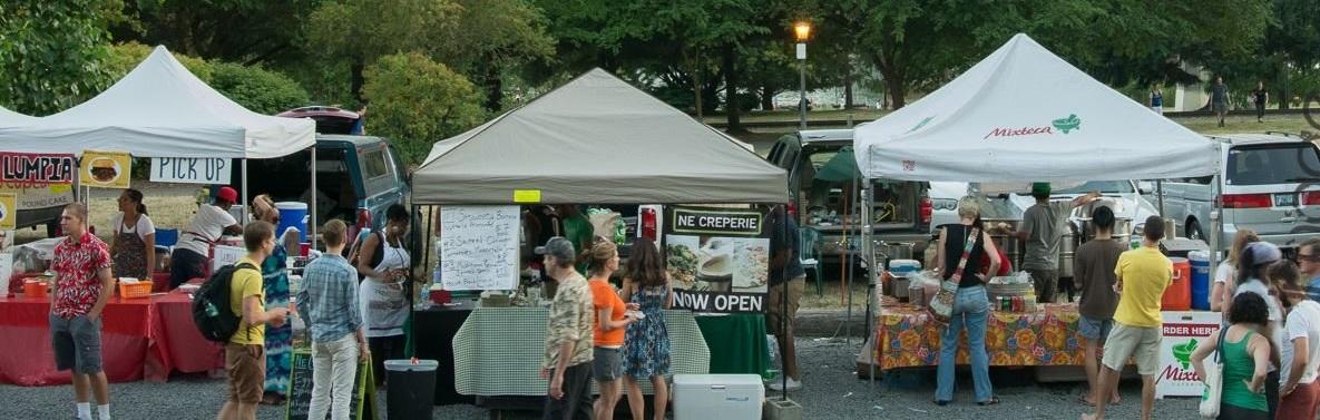 Festival Vendors -