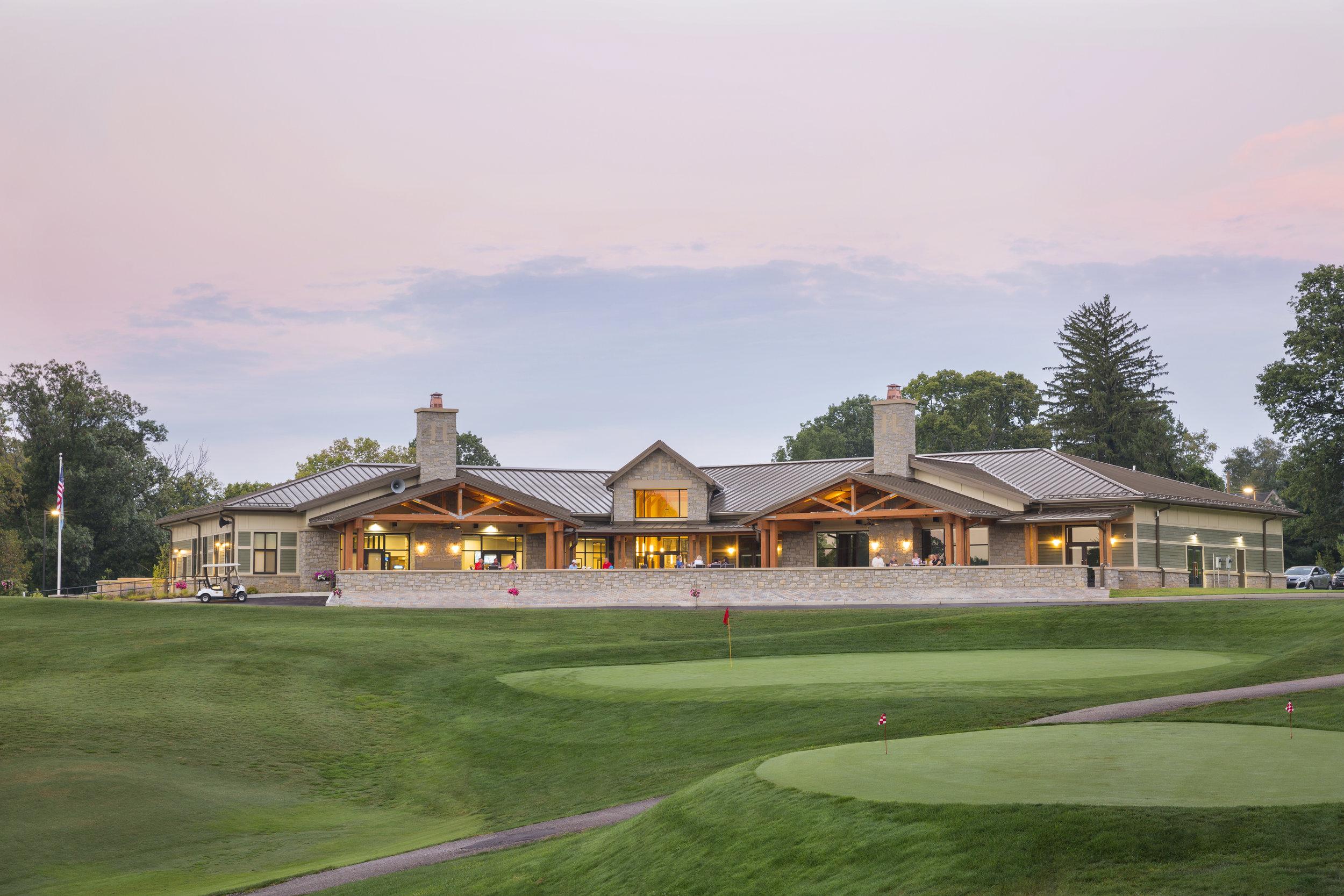 The Devou Room at The Devou Park Golf and Event Center