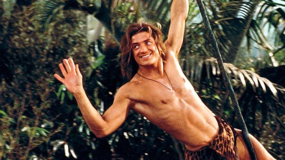 George de la jungle - Liane