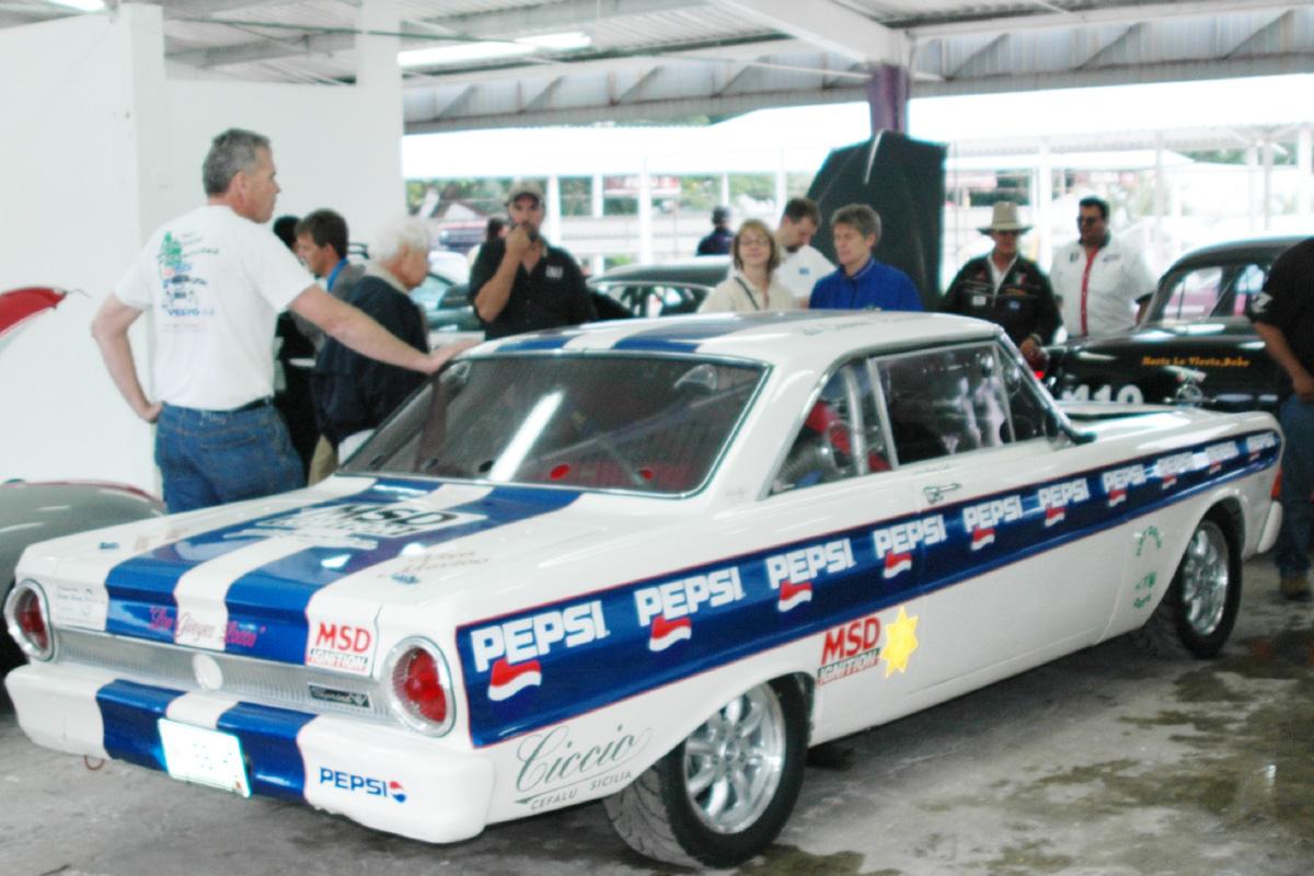 VRS Ford Falcon at La Carrera Panamericana