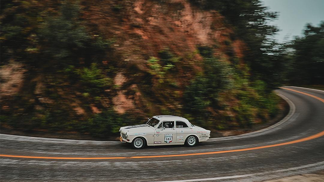 Our Volvo Amazon stage at La Carrera Panamericana 2018 | Photo by  Alvaro Pinzo Rincon