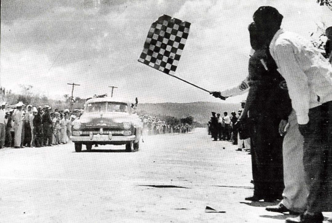 La Carrera Panamericana Mexican Road Rally
