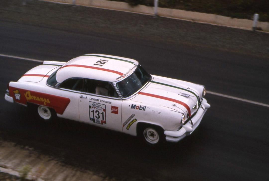 La Carrera Panamericana Historic Road Rally