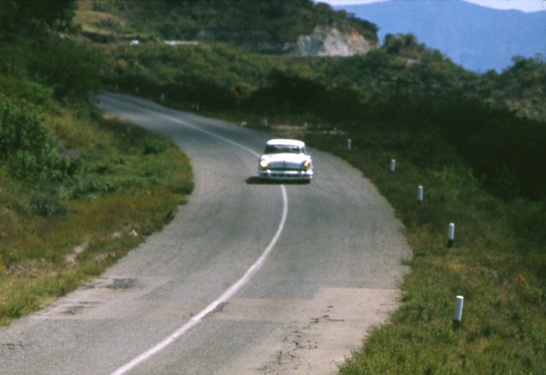 La Carrera Panamericana Historic Road Rally