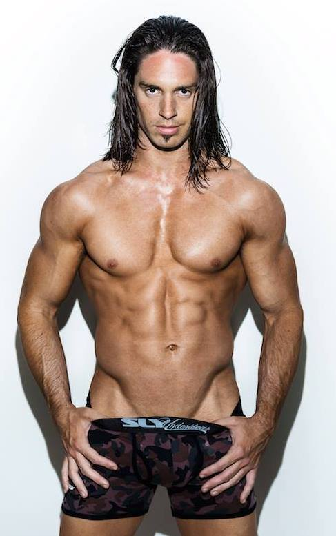 Male stripper Brisbane - Mark