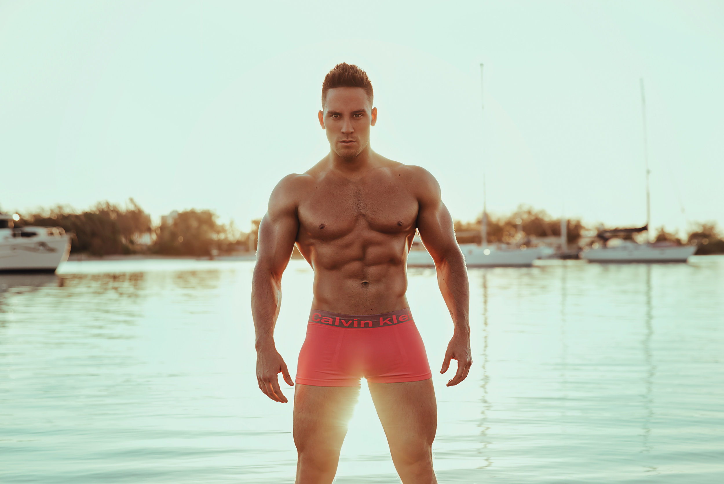 Tommy Gun Male Stripper Brisbane