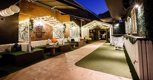Want somewhere to PARTY? Check out the secret spot…. Capulet!