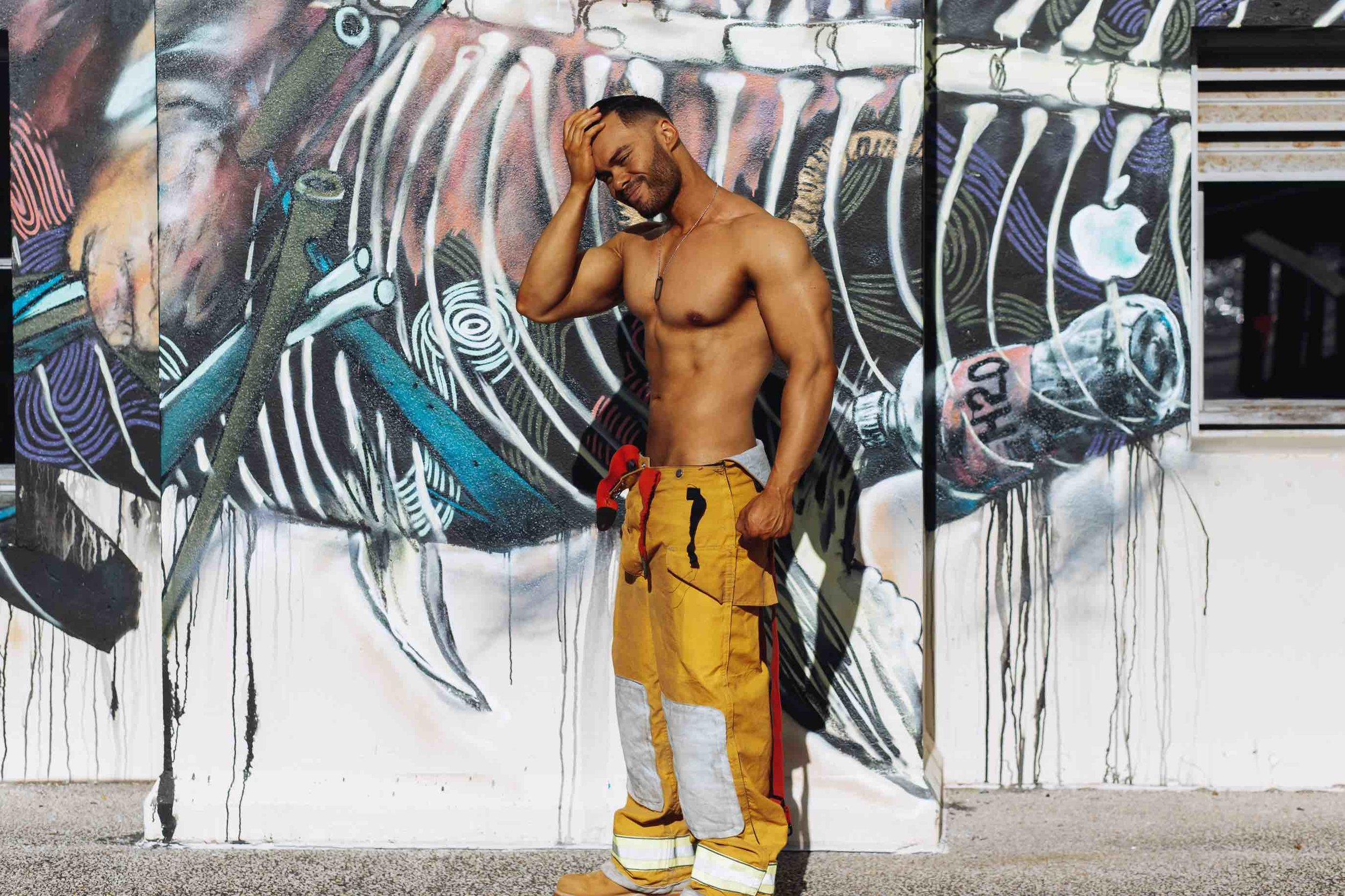 Brisbane CBD Male Stripper - Tyrone