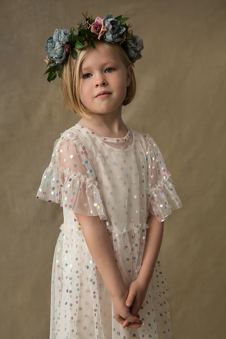 CONTEMPORARY CHILDREN'S PORTRAITS - Every parent feels the weight of their children growing too fast, changing so much day by day, always that little bit older. Celebrate who they are today with classic, fine art portraits.