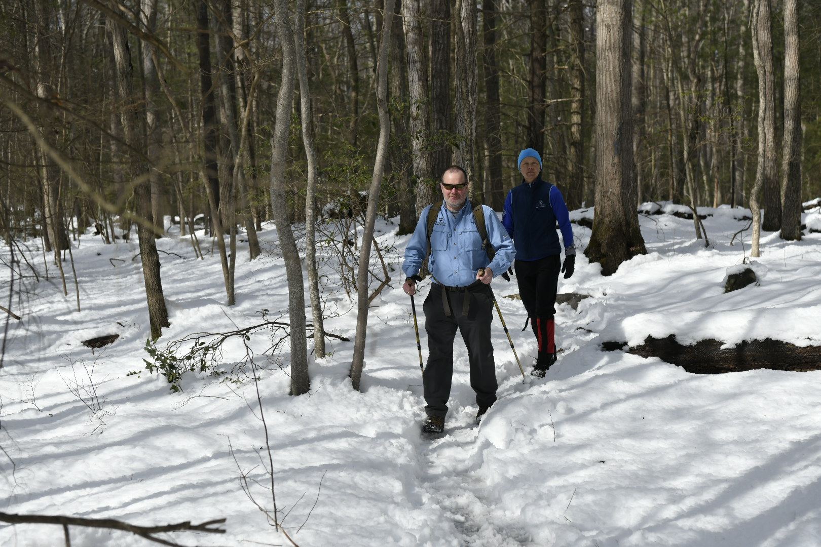 Staff of Appalachian Trail Conservancy from Boiling Springs, PA