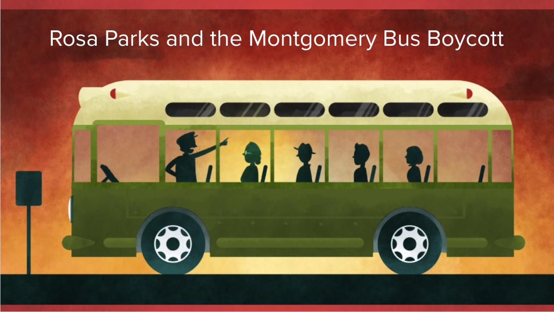 Rosa Parks Deck