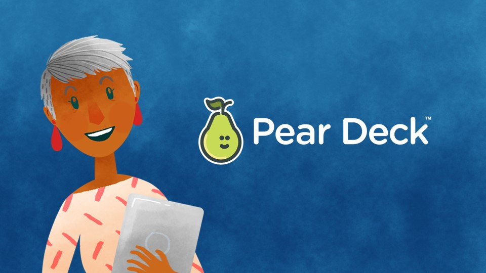 Share the Pear Deck   In the comments section, indicate you are a Showcase School for additional swag and resources.