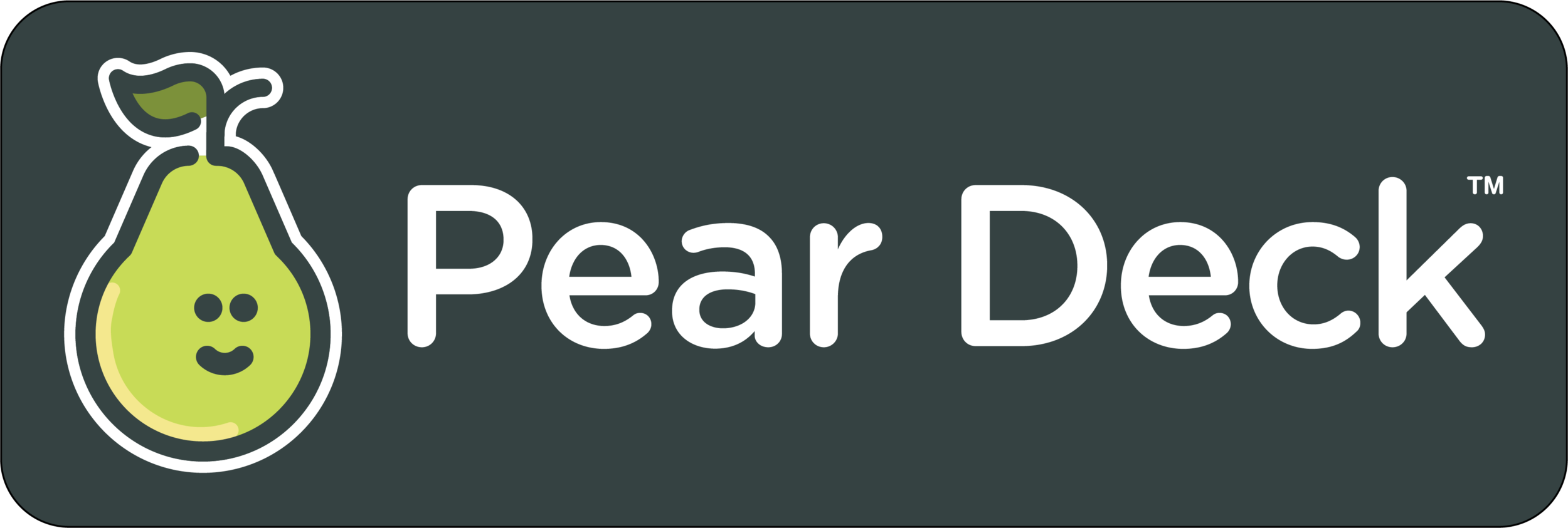 Image result for pear deck logo