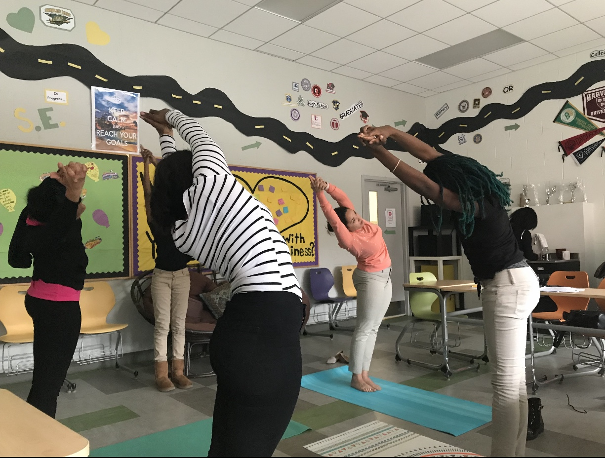 """""""I had a lot of fun… - in the Petals of Primrose Program. We went on outings and we also learned about hygiene, dressing for success, assertive communication, skin care, and how to safely use social media. This program has taught me a lot of helpful things that will help me in life."""" -Tyonna"""