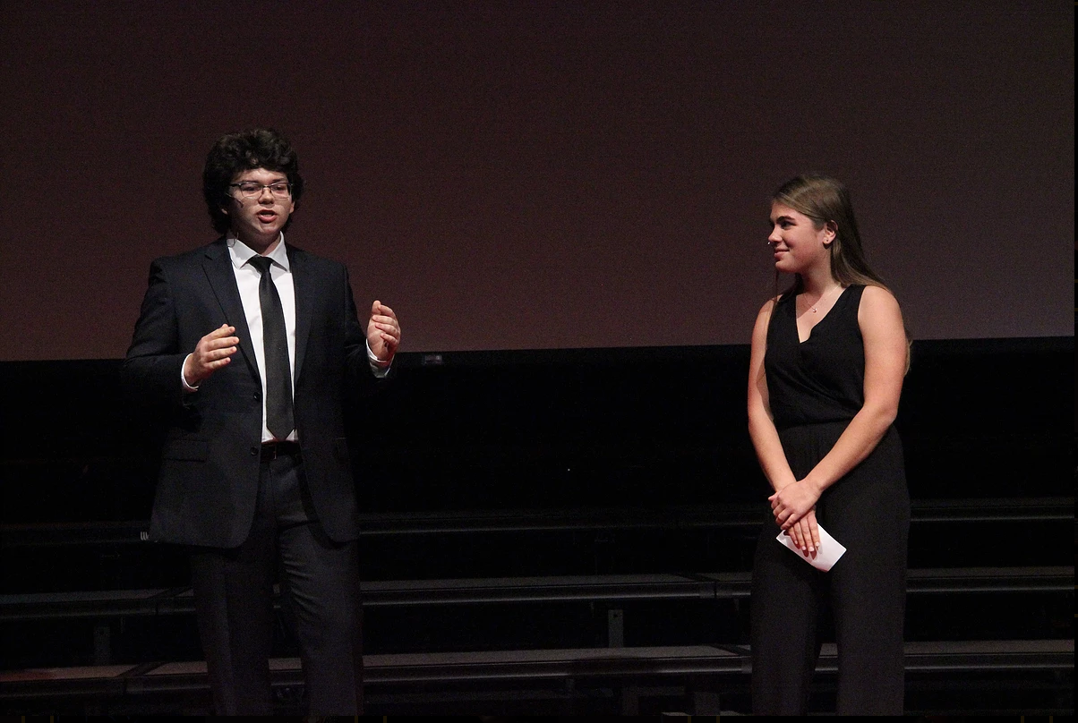 2016 Hosts Anthony Glek and Zuzka Czerw
