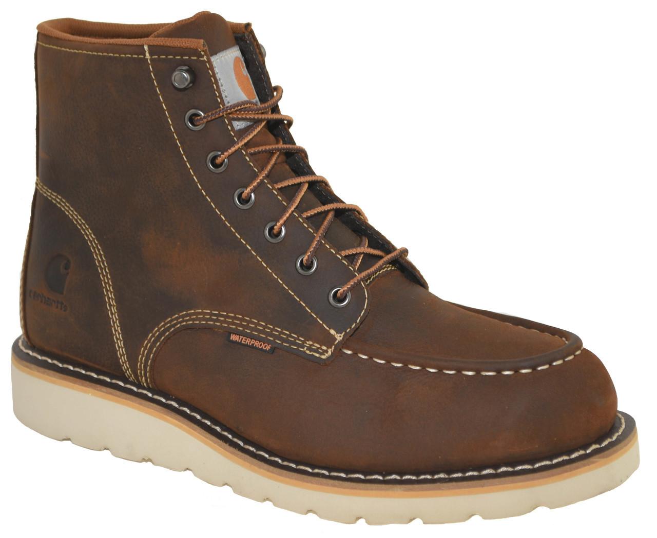 Carhartt Men's CMW6095 Moc Toe
