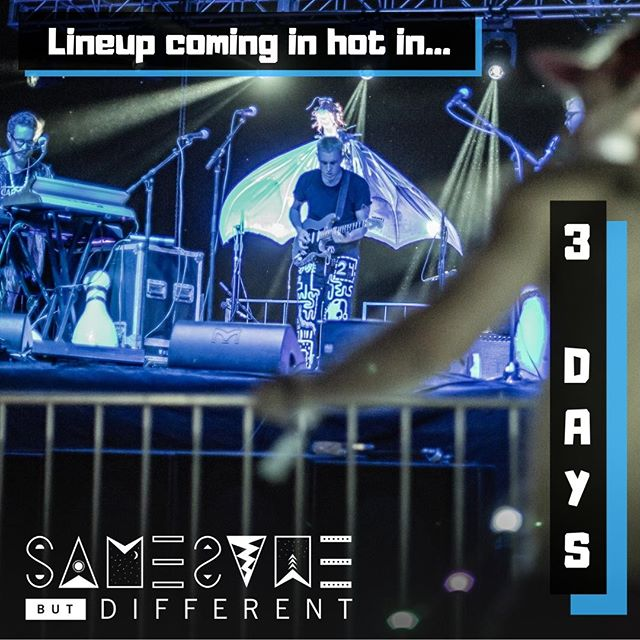 It's the moment we've all been waiting for... ok not quite. But that moment comes in three days!  ssbdfest.com/tickets  #lakeperris #festivalfriends #festivallove #festivalfamily #musicfeedsthesoul #musicfestival #musicfest #artsfestival #livemusic #newmusic #concerts #funky