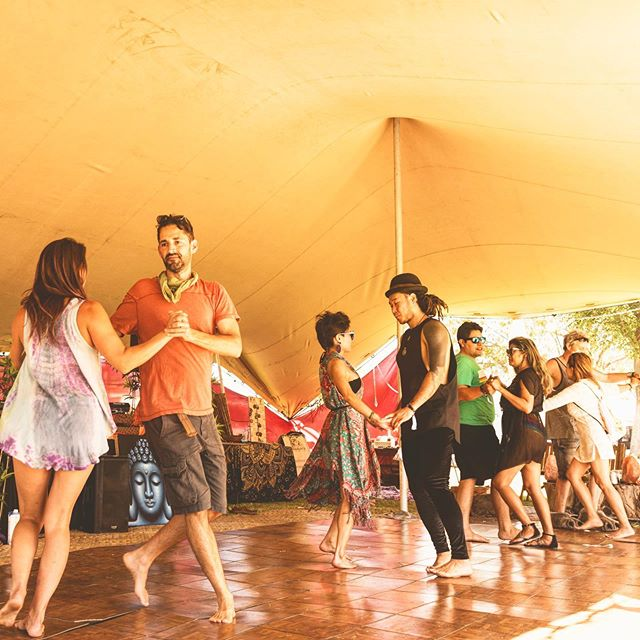 We're bringing dance classes 💃🏻 back this year along with a lot of other activities! Do you like to plan out your festival experience or just stumble upon new fun?