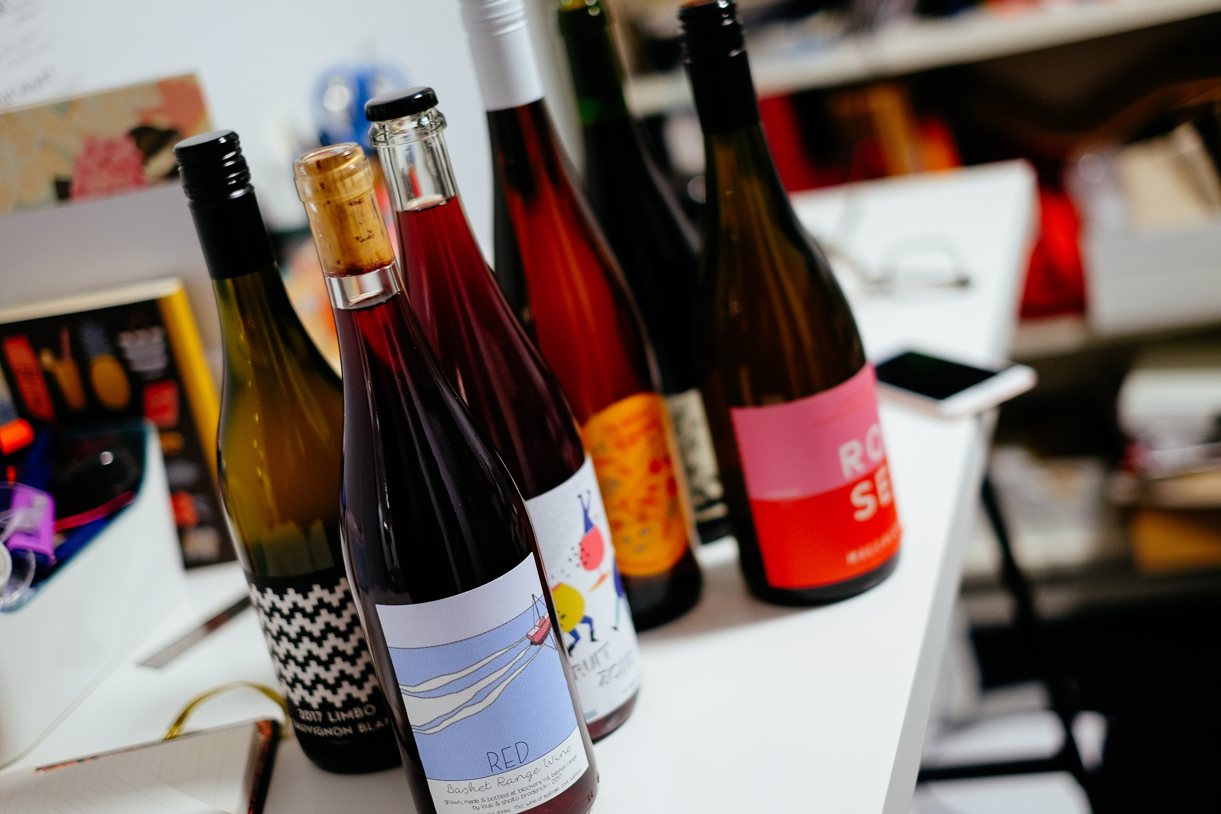 DRNKS has been an awesome find for minimal intervention wines.