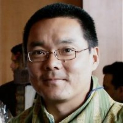 Dorji Wangchuk:  Bhutan Co-Founder & Generosity Advisor