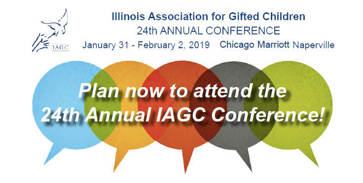Feb 2: Parent Saturday at the IAGC Conference