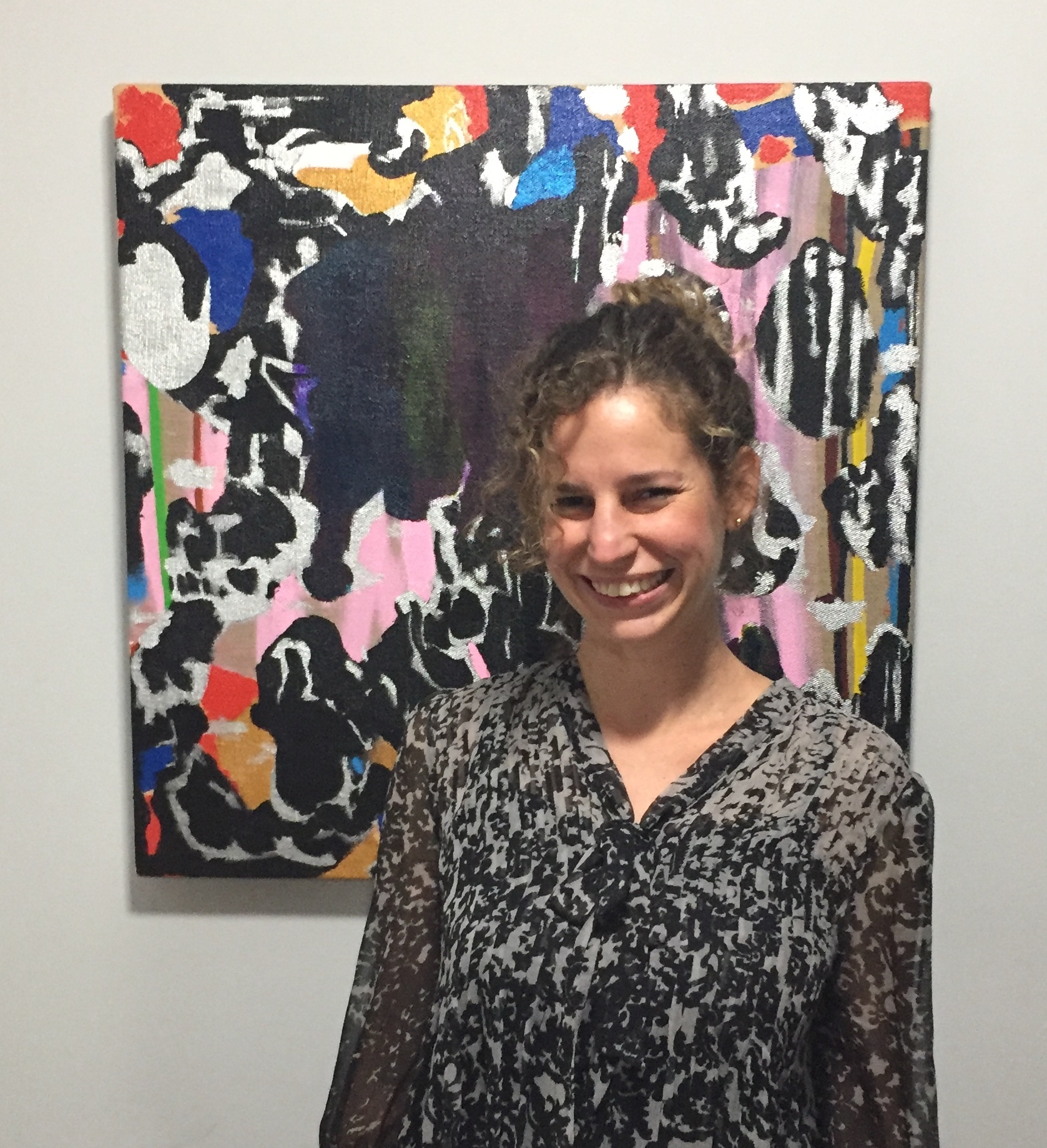 Dahlia Tulett-Gross   Dahlia Tulett-Gross is the Co-Director of 65GRAND, a contemporary art gallery in Chicago, an independent curator, a tutor for college-aged art students, and a mom! She has a BFA in studio art from the School of the Art Institute of Chicago (SAIC).