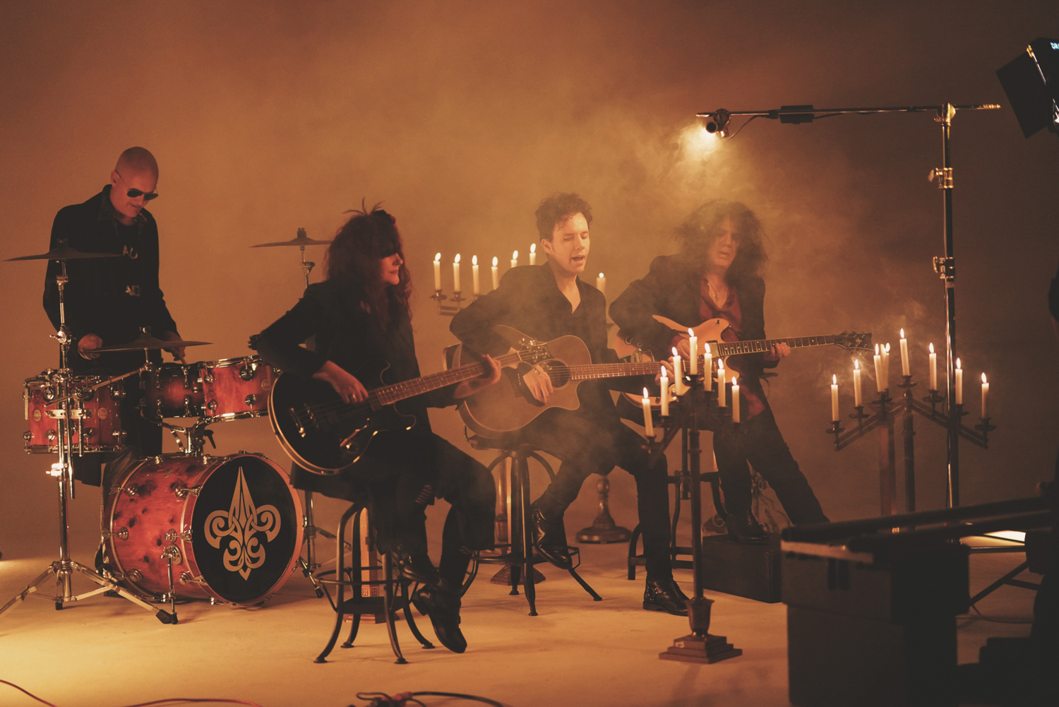 'STORM' (acoustic version) video will premiere early next week. Details soon!