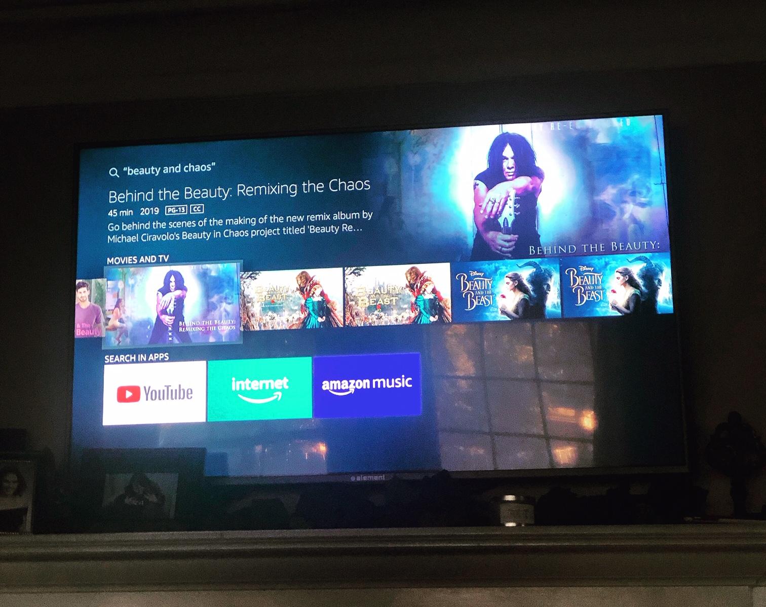 Big Screen BIC!