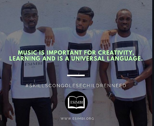 Encourage a love of music.  #feedyoungminds #feedyoungmindsofcongo #congolesechildren #socialinitiative #socialgood #socialchange #charitydonation #charitableact #onepound #onedollar #oneeuro #openyoungminds #openyoungmindsincongo #4charity #donate #nonprofit #goodcause #dogood #forcongo #philanthropy #raiseawareness #raisefunds #activism #forcongo #investincongo #investintheirfuture