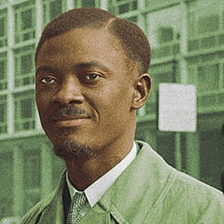 Patrice Emery Lumumba, born Élias Okit'Asombo in 1925 was a Congolese politician and first prime minister of a free Congo from 24th June to 5th September 1960.  Lumumba was forcibly restrained on the flight to Elisabethville on 17 January 1961. On arrival, he and his associates were conducted under arrest to the Brouwez House, where they were brutally beaten and tortured by Katangan and Belgian officers, while Moise Kapenda Tshombe and his cabinet decided what to do with him.  Later that night, Lumumba was driven to an isolated spot where three firing squads had been assembled. A Belgian commission of inquiry found that the execution was carried out by Katanga's authorities. It reported that President Tshombe and two other ministers were present, with four Belgian officers under the command of Katangan authorities. Lumumba, Mpolo, and Okito were lined up against a tree and shot one at a time. The execution is thought to have taken place on 17 January 1961, between 21:40 and 21:43 (according to the Belgian report). The Belgians and their counterparts later wished to get rid of the bodies, and did so by digging up and dismembering the corpses, then dissolving them in sulfuric acid while the bones were ground and scattered.  No statement was released until three weeks later, despite rumours that Lumumba was dead. His death was formally announced over Katangan radio on 13 February: it was alleged that he was killed by enraged villagers three days after escaping from Kolatey prison farm.  #lumumba #patricelumumba #historyofcongo #congo #lumumbaday #lumumbaday17janvier #congonabiso ‪#neverforget #changethenarrative‬ #lumumbalegacy #lumumbaquotes #congolesehistory #africanhistoryisworldhistory #africanhistory #esimbi #congolove #esimbi2018 #educatingcongo #educatingafrica #rootsrundeep #team243 #kinshasa
