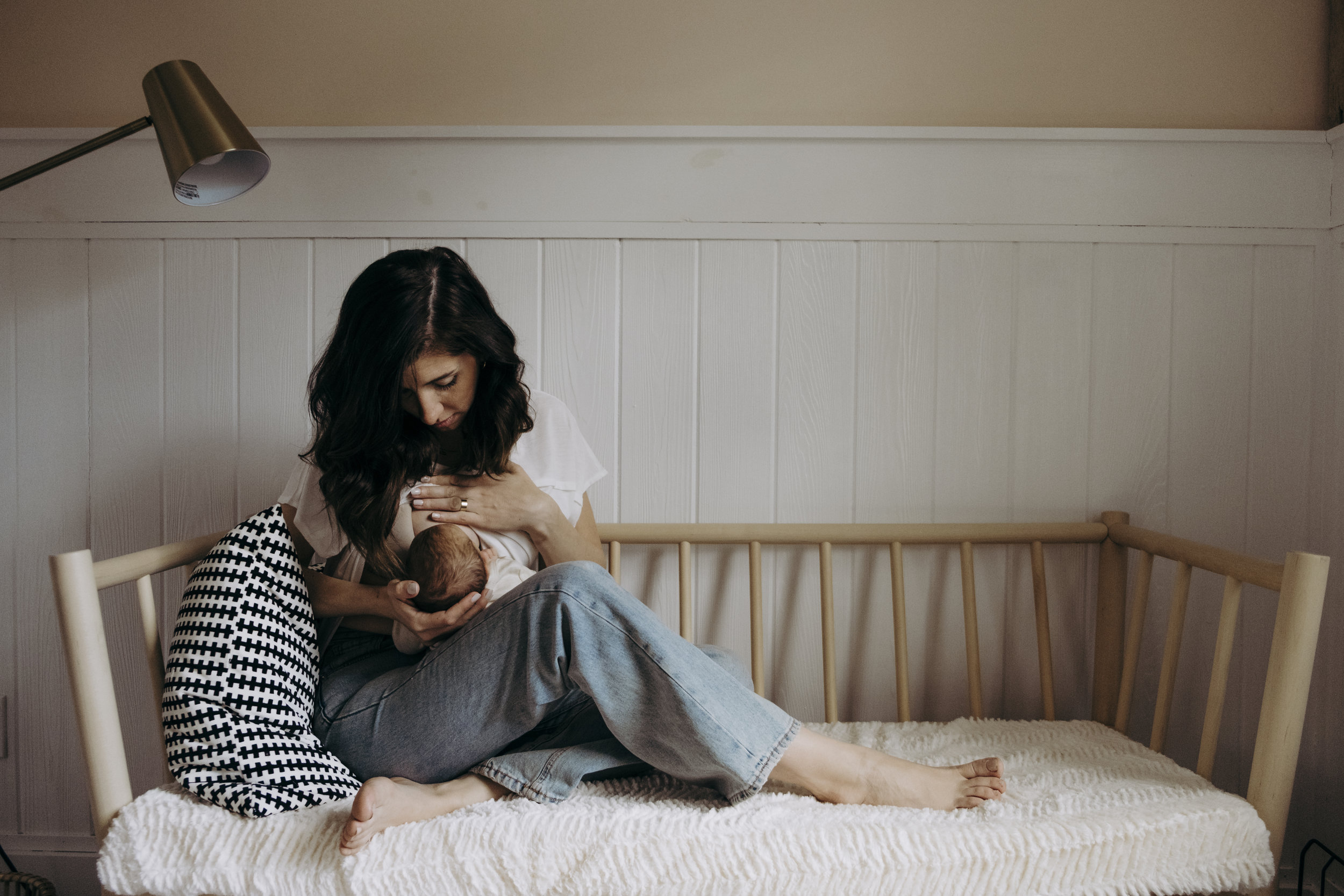 allie wilson photography nj new jersey lifestyle newborn session