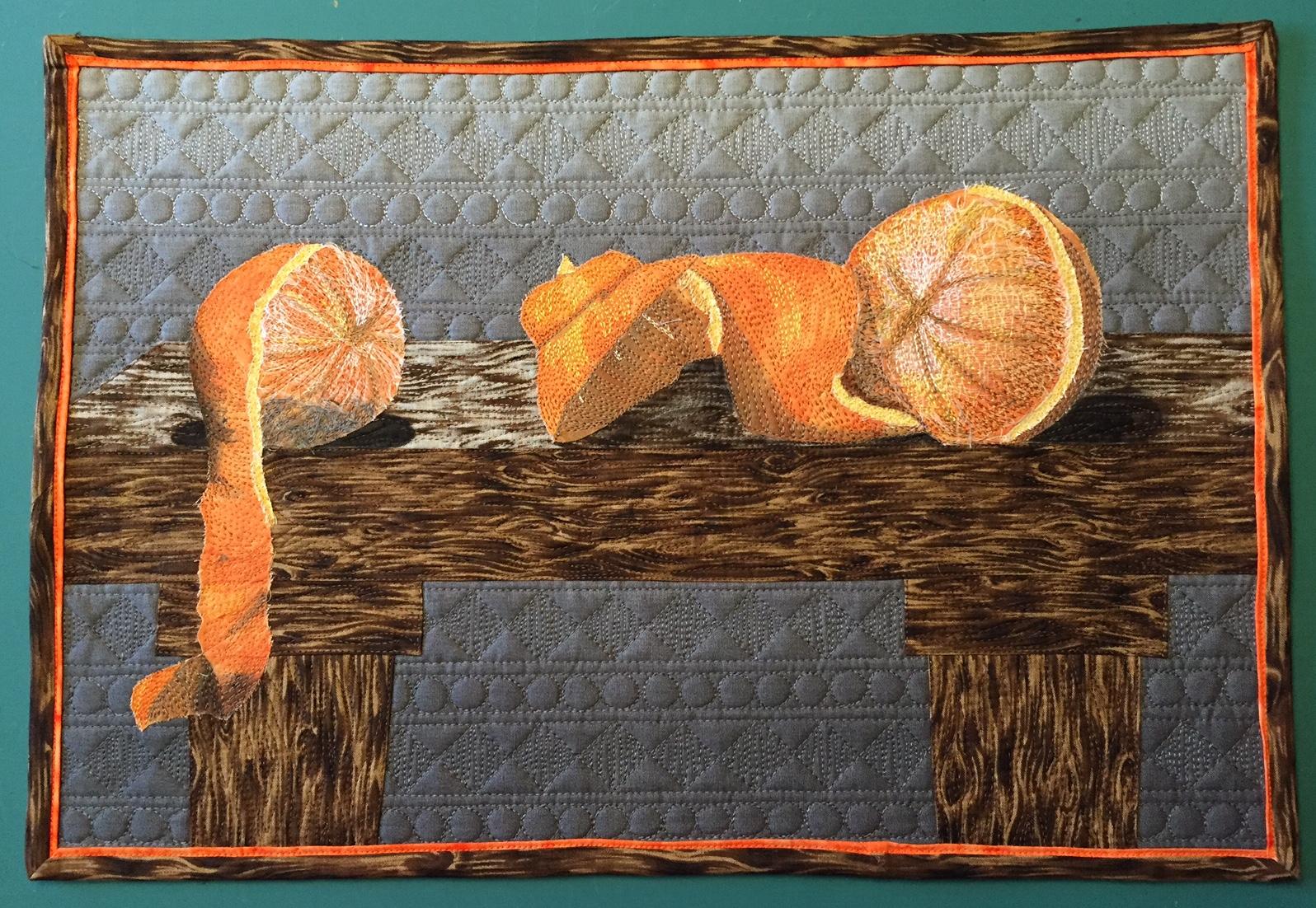A-peeling Oranges  (2016)