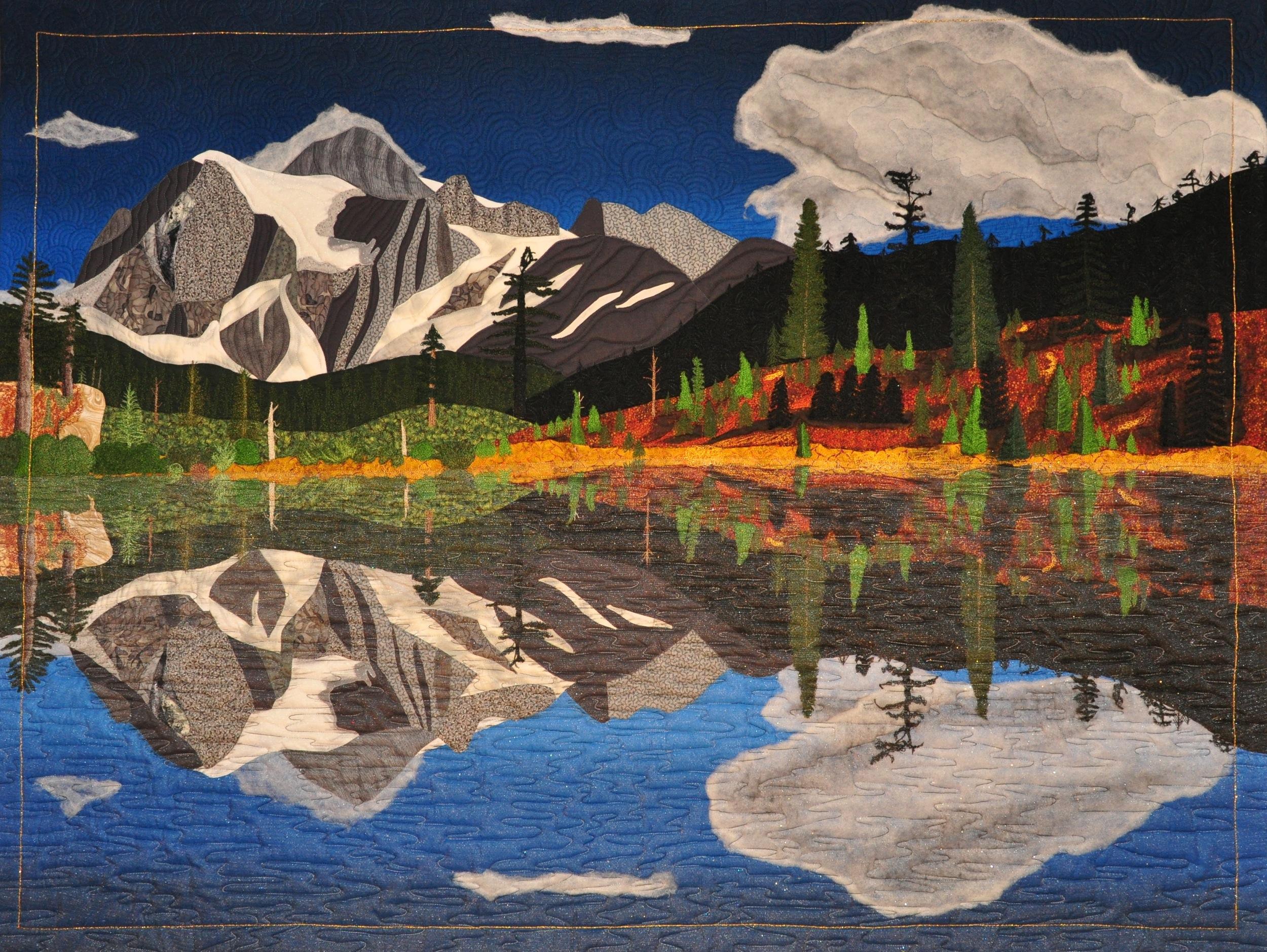 Reflections of Mt. Shuksan  (2011)