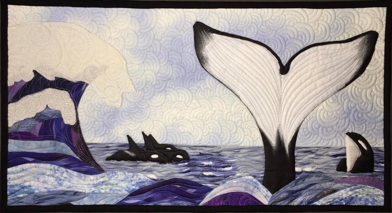 Orcas at Play  (2017)
