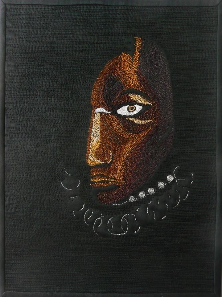 Aboriginal Woman  (2012)