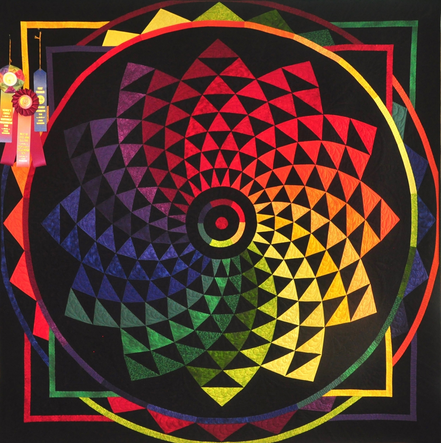 Kaleidoscope (July 2018)